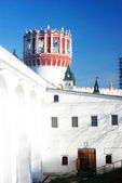 Monaster Nowodziewiczy w Moskwie — Zdjęcie stockowe