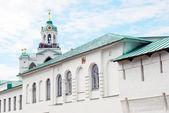 Holy Transfiguration Monastery in Yaroslavl, Russia. — Stock Photo