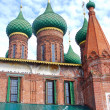 Постер, плакат: Church of Saint Nicolas in Yaroslavl Russia