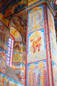 Interior of the Church of Saint Nicolas in Yaroslavl — Стоковое фото