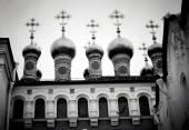 Moscow Kremlin. UNESCO World Heritage Site.  — 图库照片