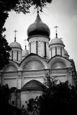 московский кремль. всемирного наследия юнеско. — Стоковое фото