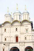Twelve apostles church. Moscow Kremlin. UNESCO World Heritage Site. — Stock Photo
