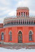 View of Tsaritsyno park in Moscow — Stok fotoğraf