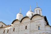 Twelve apostles church in Moscow Kremlin. UNESCO World Heritage Site. — Stock Photo