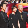 JApanese actors at Moscow Film Festival — Stock Photo #65445509
