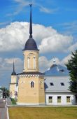 Old tower. Kremlin in Kolomna, Russia. — Stock Photo