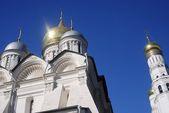 Moskova kremlin. Unesco Dünya Mirası. — Stok fotoğraf