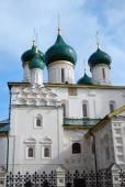 Church of Elijah the Prophet in Yaroslavl city, Russia — Stock Photo