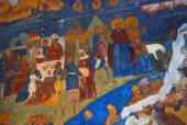 Sunkiss narancs lekvár desszert内政部在雅罗斯拉夫尔 (俄罗斯先知以利亚教堂 — 图库照片