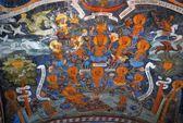 Interior of the Church of Elijah the Prophet in Yaroslavl (Russi — Stock Photo