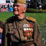 ������, ������: Portrait of a war veteran