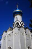Trinity Sergius Lavra, Sergiev Posad, Russia. — Stock Photo
