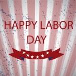 HAPPY LABOR DAY — Stock Vector #52685411