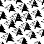 Christmas tree VECTOR — Stock Vector #59039673