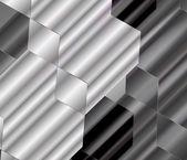 Ornate background Design black — Vector de stock