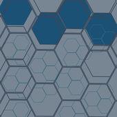 Abstracto geométrico — Vector de stock