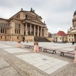 Gendarmenmarkt, Berlin, Germany — Stock Photo #64014743