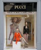 Emilio Pucci boutique — Stock Photo