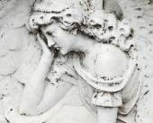 Angelic image relief — Photo