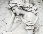 Angelic image relief — Foto de Stock