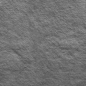 Grey textured handmade paper — Stock Photo