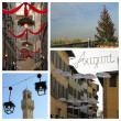 Christmas time in Florence — Stock Photo #58004233