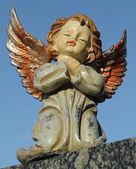 Angelic sweet figurine — Stockfoto