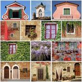 Wonderful italian home — Stock Photo