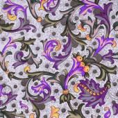 Fanciful decorative pattern — Stock Photo
