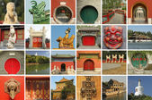 Пекин Фото коллекция — Стоковое фото
