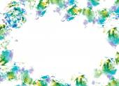 Abstract watercolorl background. — Stock Photo