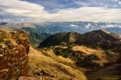 Pyrenees in autumn, Andorra — Stock Photo