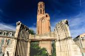 The Church of the Cordeliers, Toulouse, France — Stock Photo