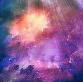 Colorful sky background — Stock Photo