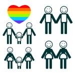 Pro und Kontra zur Homo-Ehe: Homo-Ehe und Hetero-Ehe