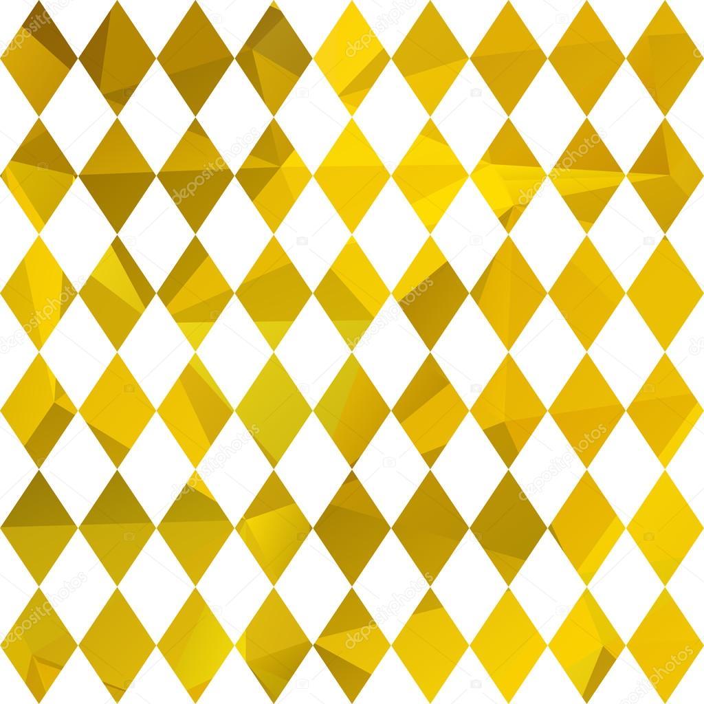 Image Gallery light yellow diamond background