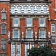 Facade of historical building in London — Stock Photo #69700261