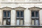 Oude windows — Stockfoto