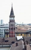 San Gottardo, Milan — Stock Photo