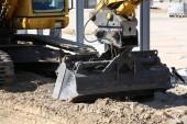 Excavator — Foto Stock