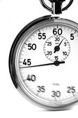 Motion Stopwatch — Stock Photo