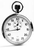 Analog Stopwatch — Stock Photo