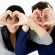 Young cute couple — Stock Photo #66002815