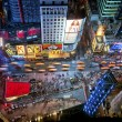 Aerial view of Times Square — Stock Photo #60208967
