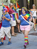 New York City Pride March — Foto Stock