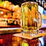Pint of beer — Stock Photo #60210833