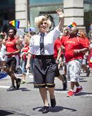 New York City Pride March — Stock Photo