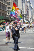 New York City Pride March — Stock Photo