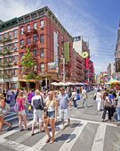 Historic Little Italy — Stock Photo